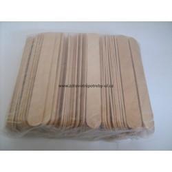 Lopatky lékařské dřevěné 200ks