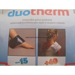 Duotherm gelový polštářek Střední 11x30 cm