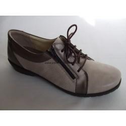 Santé CS/8069 silver dámská vycházková obuv