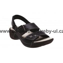 Santé N/109/2/69 černá dámský sandál