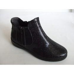 Santé CS/6600 black dámská vycházková obuv
