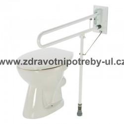 Madlo sklopné na WC 4231