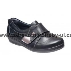 Santé CS/4606 dámská vycházková obuv černá