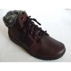 Santé N/192/1CH/50 dámská vycházková obuv hnědá