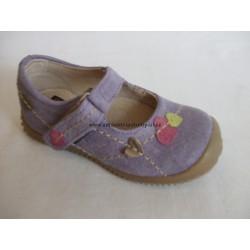 Fare 3461392 dívčí obuv fialová