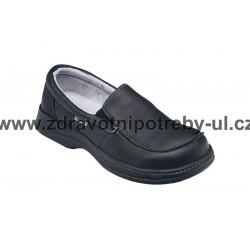 Santé N/224/2L/60 dámská vycházková obuv černá