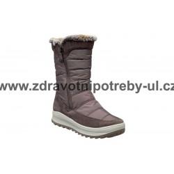 Santé IC/83549 dámská zimní obuv Hnědá