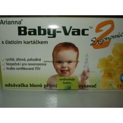 Odsávačka hlenů Baby-Vac 2 Ergonomic