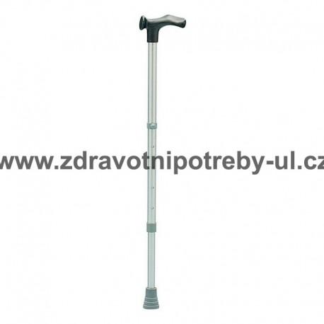 Hůl podpůrná duralová ergonomická 412
