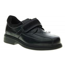 Dia obuv Radim pánská černá