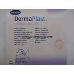 DermaPlast Náplast po injekci 250ks