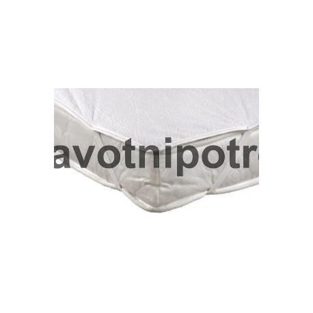 Matracový chránič s froté PVC zátěr voděodolný 90 x 200 cm