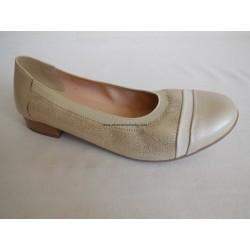 Santé AL/8X47 dámská vycházková obuv béžová