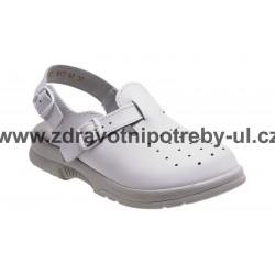 Santé N/517/47/10 dámský sandál bílý