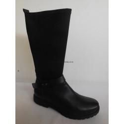 Santé EKS/605-3B BLACK dámská zimní obuv Černá