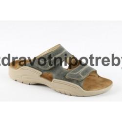 Kovyst Michal 2M-M16/1 pánský pantofel šedý