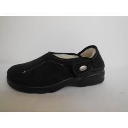 Santé RS/797 NERO pánská domácí obuv
