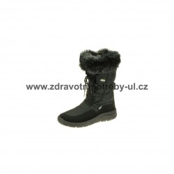 Peon CL/5508-1 dámská kozačka černá