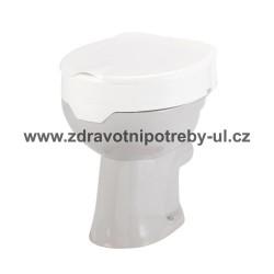 Nástavec na WC MOLETT s poklopem 10 cm