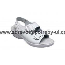 Santé PO/3116 dámský sandál bílá