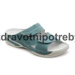 Medistyle Lucy 5L-E17/9 dámský pantofel Tyrkysová