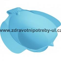 Bidet přenosný na WC mísu KP113/M modrý