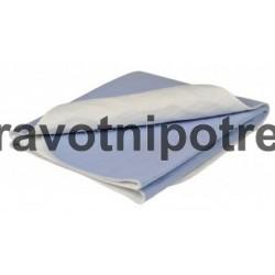 Abri Soft, textilní podložka pratelná 75 x 85 cm se záložkami