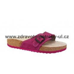 Protetika T 05/80 dámský pantofel růžová