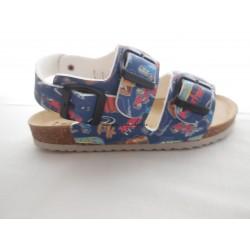 Protetika T 95/97 sandál modrý