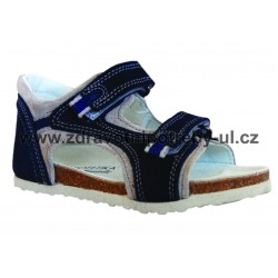 Protetika T 32/99 sandál modro/šedý