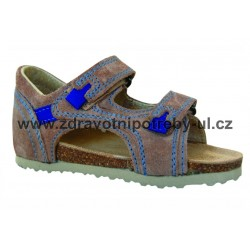 Protetika T 32/48 sandál béžový