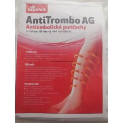 Loana AntiTrombo AG Stehenní punčochy