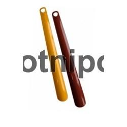 Lžíce kovová 62cm s očkem