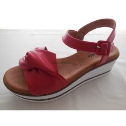Susimoda 2910/7 dámský sandál Rosso