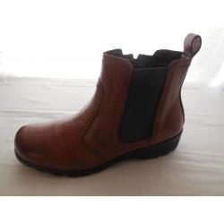 Santé VF/3818 Horse-Verde dámská zimní obuv